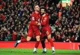 """Didžiąją rungtynių dalį """"Tottenham"""" ekipą dusinę """"Liverpool"""" iškovojo dar vieną pergalę"""