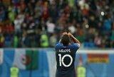 """Triumfą pasaulio futbolo čempionate prisiminęs K.Mbappe: """"Turi aukotis tam, kad iškovotum kažką ypatingo"""""""