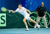 T.Babelis savo pasirodymą vyrų teniso turnyre Turkijoje tęs tik dvejetų varžybose