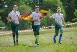 Lietuvos orientacininkų komanda iškovojo Europos čempionato bronzos medalius