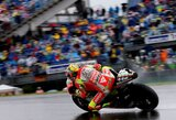 """V.Rossi: """"Padarėme klaidą reguliuodami motociklą"""""""