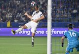 Du įvarčius pelnęs Z.Ibrahimovičius atvedė savo komandą į pergalę
