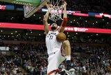 """Neįprastą rolę J.Valančiūnui žadantis """"Raptors"""" treneris: """"Jis praėjusį sezoną patobulėjo labiausiai"""""""
