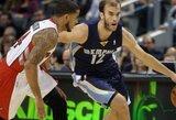 N.Calathesas laukia FIBA leidimo žaisti Pasaulio taurės turnyre