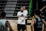 """ASVEL treneris: """"Žalgiris"""" šiuo metu yra viena geriausių Eurolygos komandų"""""""