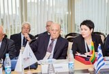 Antrosios Europos žaidynės vyks Minske