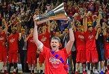 21 taško persvarą iššvaisčiusi CSKA atsitiesė pratęsime ir iškovojo Eurolygos čempionės titulą!