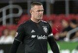 A.Joshua vadybininkas atskleidė, kad W.Rooney svarsto galimybę dalyvauti labdaringoje bokso kovoje