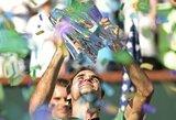 Nei vieno seto turnyre nepralaimėjęs R.Federeris iškovojo 90-ą karjeros titulą