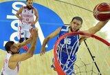 """Crvena Zvezda"" į savo gretas vilioja K.Papanikolaou"