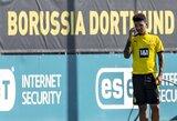 "Galutinis sprendimas: J.Sancho lieka ""Borussia"" klube"