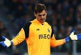 Veteranas I.Casillas ir vėl sulaukė pasiūlymo iš MLS