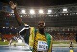 """U.Boltas: """"Pergalę pasaulio čempionate skiriu """"Manchester United"""" klubui"""""""