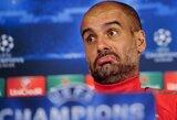 """T.Henry: """"Anksčiau ar vėliau J.Guardiola norės laimėti """"Premier"""" lygą"""""""