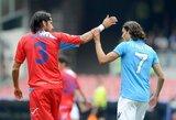 """Lygiųjų diena Italijos """"Serie A"""" pirmenybėse  (VISI REZULTATAI)"""