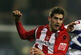 """""""Sheffield United"""" narys C.Evansas dėl išprievartavimo nuteistas penkiems metams nelaisvės"""