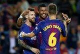 L.Messi pakartojo R.Carloso pasiekimą Čempionų lygoje