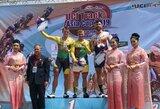 Tailande skambėjo Lietuvos himnas ir kilo trispalvės