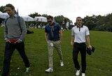 """G.Bale'as apgynė savo pomėgį žaisti golfą: """"S.Curry tą patį daro rungtynių dienos ryte"""""""