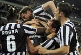 """""""Juventus"""" Italijoje iškovojo eilinę pergalę"""