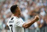 """C.Ronaldo: """"Dabar prasidės gražioji Čempionų lygos dalis"""""""