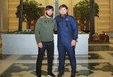 """Čečėnijos lyderio patarimas C.McGregorui trenkusiam Z.Tuchugovui: """"Kitą kartą vožk aštriau"""""""