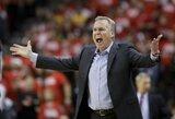 """M.D'Antoni nutraukė sutarties pratęsimo derybas su """"Rockets"""""""