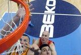 """""""FIBA Europe"""" atmetė Makedonijos krepšinio federacijos apeliaciją"""