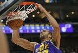 """Nuo """"Jazz"""" krepšininkų NBA neužsikrėtė nei vienas varžovas"""