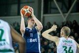 MVP ritmu žaidžiantis L.Birutis – vasario mėnesio naudingiausiasis