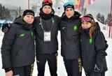 Paskutinis lietuvių startas žiemos olimpiniame festivalyje: slidininkų komanda – 20-a (papildyta)