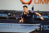 """""""Belgium Open"""" turnyre geriausiai tarp lietuvių pasirodė T.Mikutis"""
