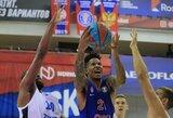 CSKA patyrė dar vieną nesėkmę VTB Vieningoje lygoje