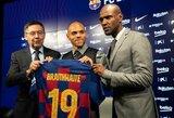 """""""Leganes"""" treneris pratrūko po """"Barcelonai"""" padarytos išimties: """"Jie viską sumovė"""""""