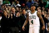 """""""Celtics"""" žvaigždę motyvavo J.Valančiūno žodžiai"""