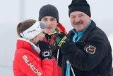 """Lukašenkų """"rokiruotė"""" nesužavėjo TOK, baltarusiai pateikė savo atsaką"""