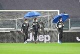 """""""Serie A"""" nubaudė """"Napoli"""" klubą: išrašė techninį pralaimėjimą ir atėmė tašką"""