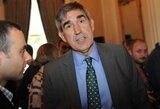 J.Bertomeu: niekam nepatinka tai, kad Ispanija Eurolygoje gali turėti penkis klubus