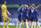 """92-ąją minutę įvartį praleidęs """"Chelsea"""" apmaudžiai išleido pergalę iš rankų"""
