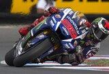 """Čekijoje dominavęs J.Lorenzo tapo naujuoju """"MotoGP"""" sezono lyderiu"""