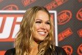Moterų divizionas UFC - jau ne už kalnų