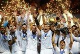 Istorinis vakaras: J.Truchanovičiaus klubas laimėjo Čempionų lygos finalą!