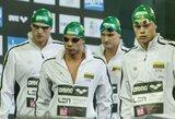 Lietuvos plaukimas gali turėti savo svajonių komandą