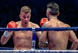 """R.Avlasevičius liko per vieną pergalę nuo pasaulio kikbokso čempionato medalio ir akistatos su """"Glory"""" kovotoju"""
