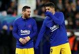 Pamatykite: vaikų futbolo rungtynėse – L.Messi ir L.Suarezo atžalų įvarčiai