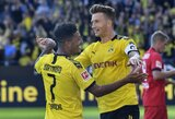 """Į pergalių kelią sugrįžusi """"Borussia"""" sutriuškino """"Bayer"""""""