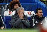 Kokį vienuoliktuką galima sudaryti iš J.Mourinho neįtikusių žaidėjų?