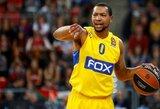 """Maccabi"" iškovojo Izraelio taurę, o A.Bagatskis rėžė motyvacinę kalbą"