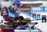 Europos biatlono čempionate – A.Loginovo ir C.Chevalier pergalės