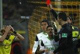 "W.Starkas atsiprašė ""Borussia"" klubo"